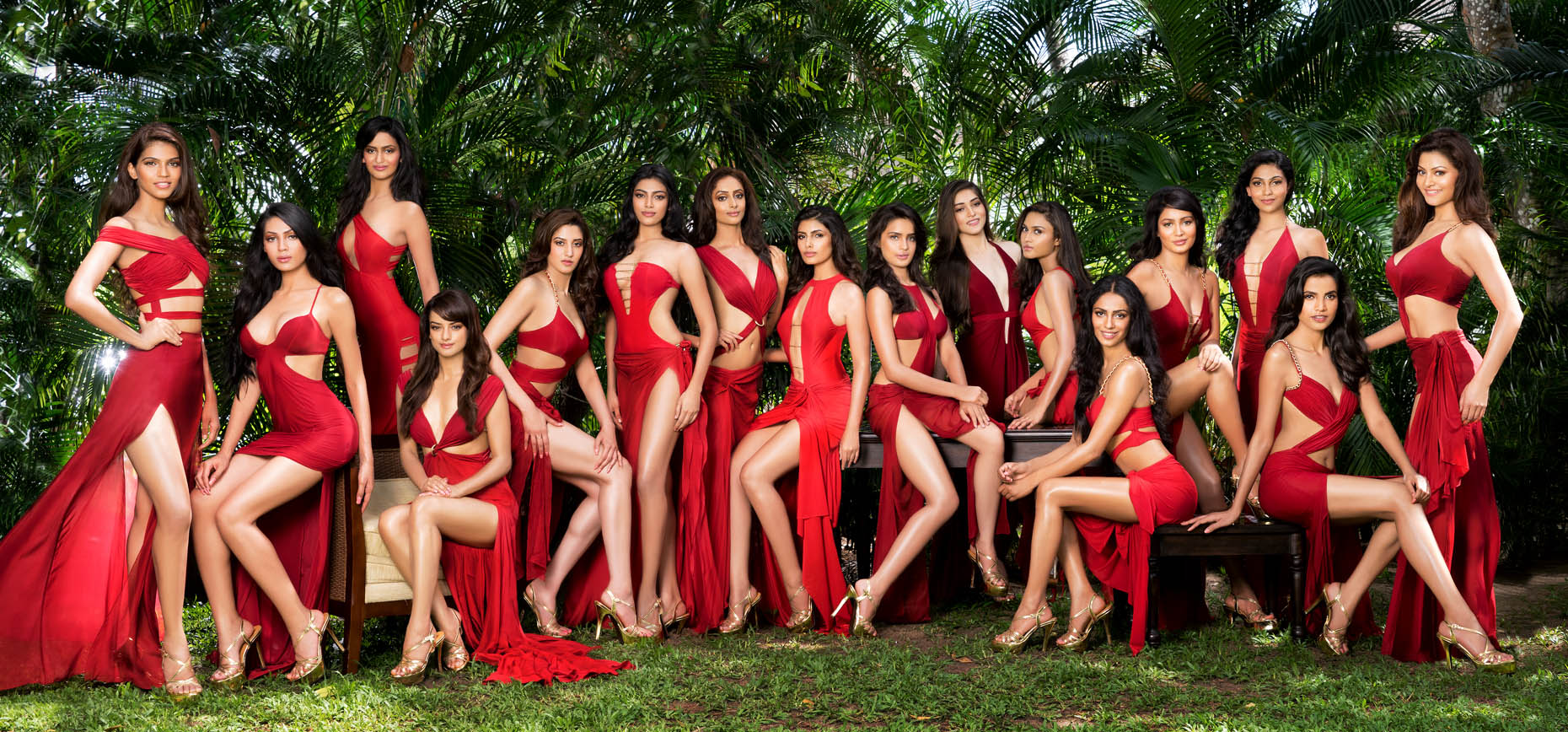Miss DIVA India group