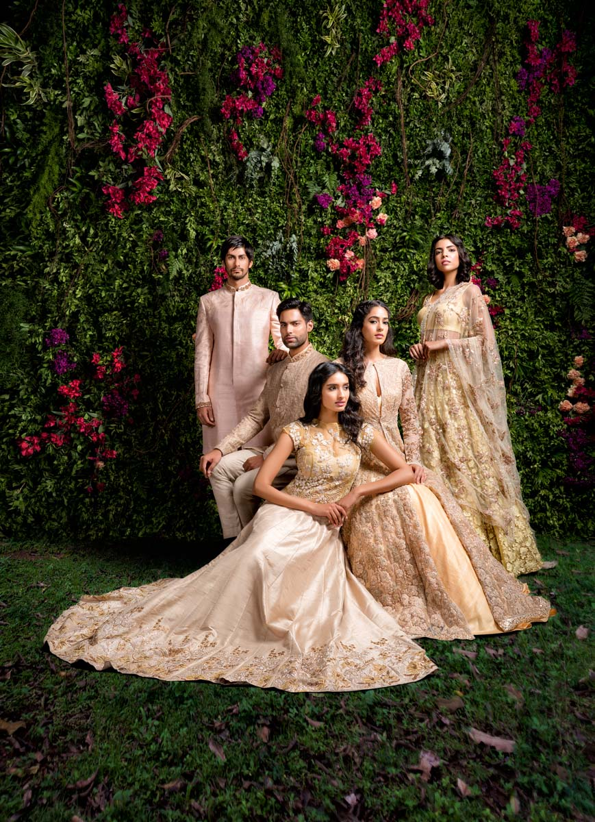 Shyamal & Bhumika | Enchanted Forest